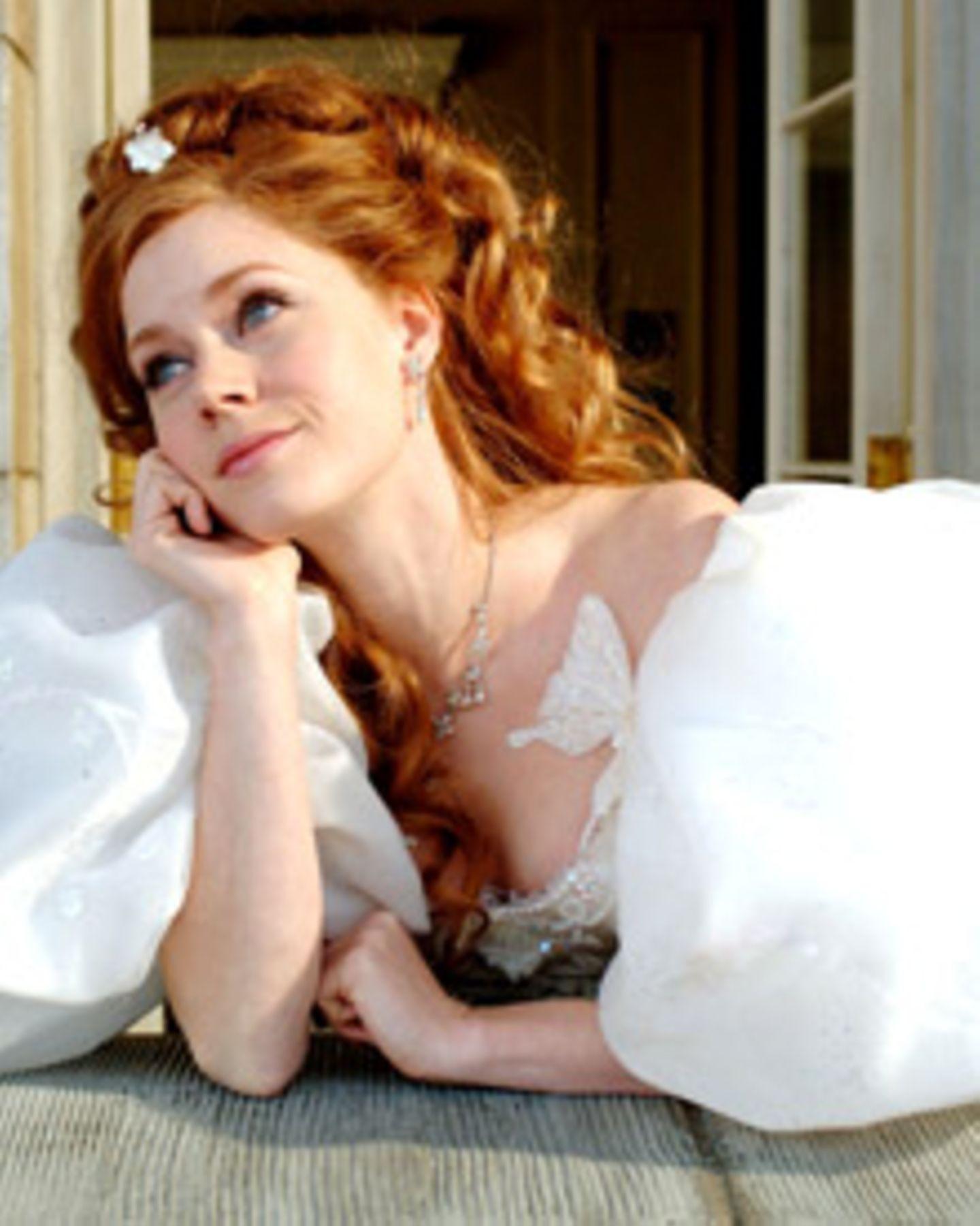 """Amy Adams als romantische Märchenprinzessin Giselle in """"Enchanted - Verwünscht"""""""