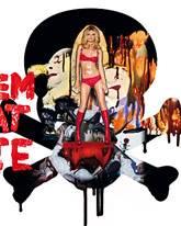 Kate Moss Teaser