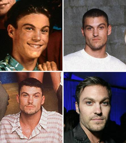 Brian Austin Green alias David Silver