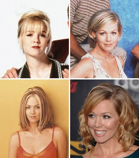 Jennie Garth spielte Kelly Taylor