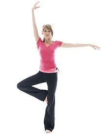 Ursula Karven praktiziert schon seit Jahren Yoga