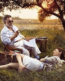 GALA hat's exlusiv: Das Foto der aktuellen Louis-Vuitton-Kampagne