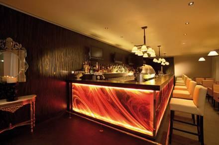 """Die Bar """"Drings"""" bietet lange Öffnungszeiten und guten Wodka"""
