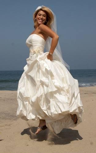 """Eine strahlende Braut dank des """"Bridalicious Boot Camp"""""""