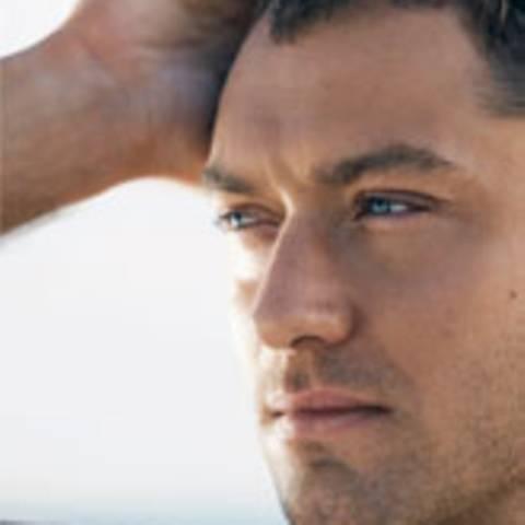 Jude Law präsentierte sich als neues Gesicht für Dior Hommes Sport