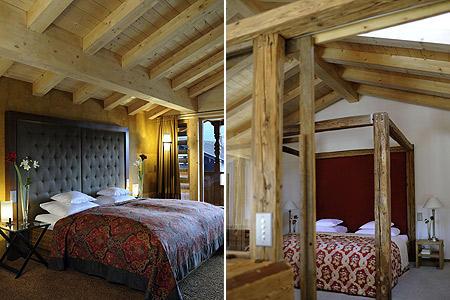 Schlafparadiese: Für welches Urlaubsreich Sie auch entscheiden, überall erwarten Sie persönliche Atmosphäre und und behaglicher