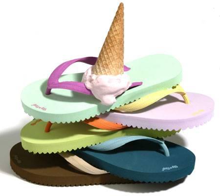 Flip Flop - Sommerlook für Schläppchen