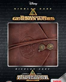 """Neu auf DVD: """"Das Vermächtnis des geheimen Buches"""", hier in der edlen """"Presidential Edition"""""""