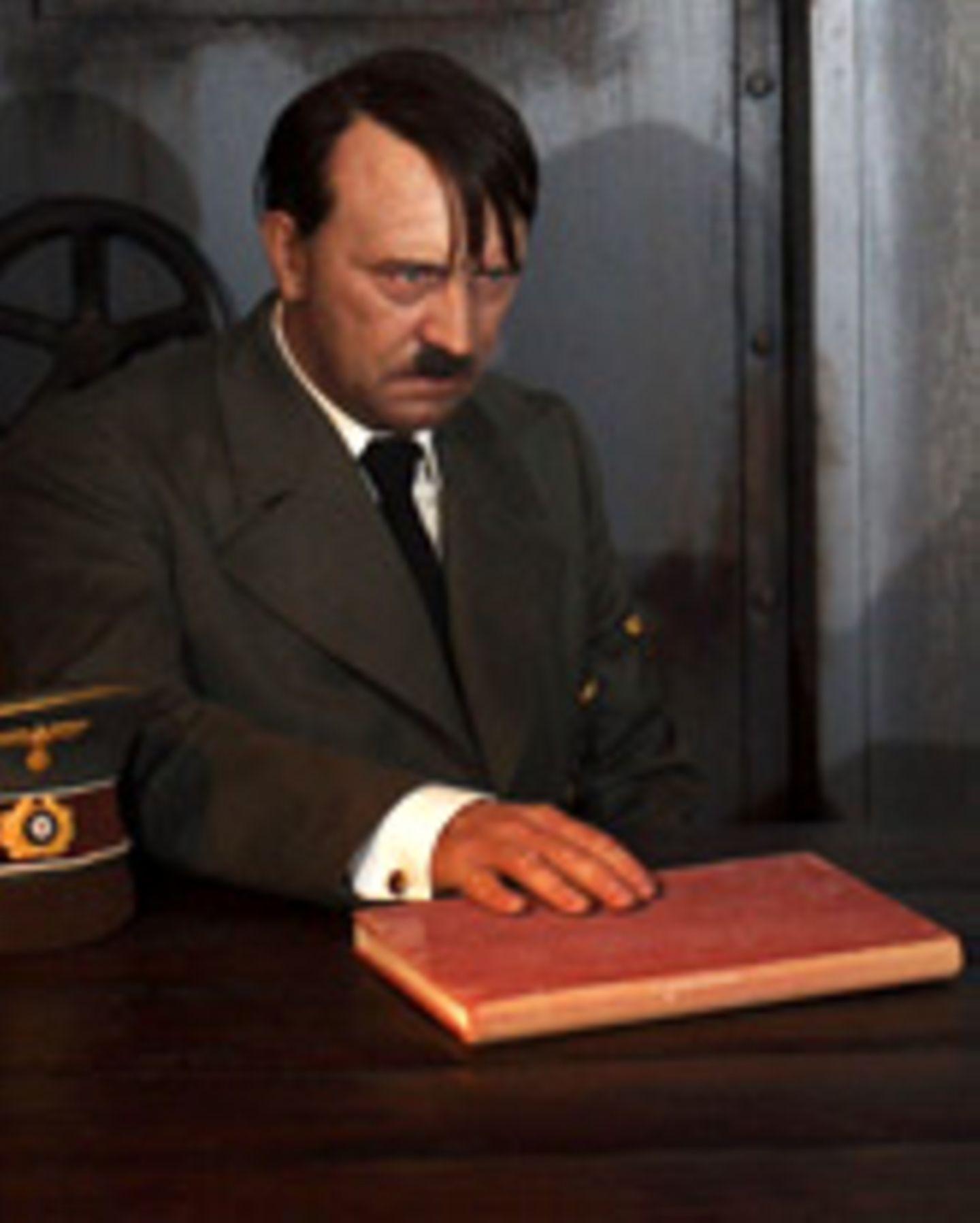 Adolf Hitler Wachspuppe