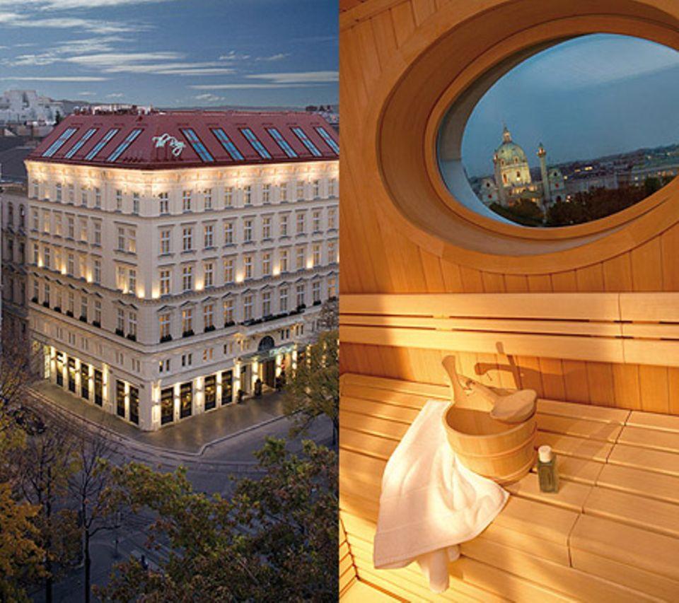 """Das Hotel """"The Ring"""" im Herzen Wiens bietet ein tolles Rundum-Packet für Schwangere an"""