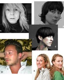 Die vier Favoriten-Labels beim kommenden Karstadt New Generation Award
