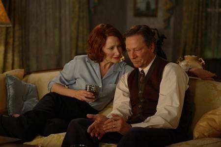 Ehe auf Pause: Pat (Patricia Clarkson) und Harry Allen (Chris Cooper) leben perfekt nebeneinander her