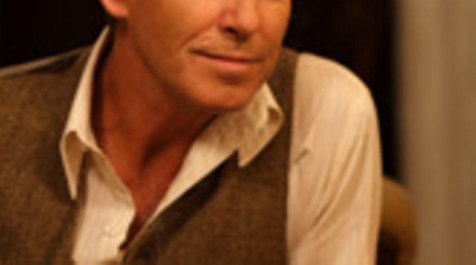 "Pierce Brosnan in ""Married Life"""
