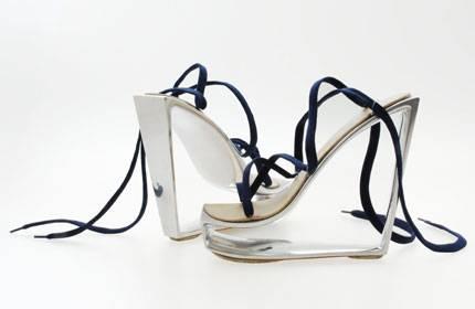 Neues Schuhdesgin für Fashion-Victims: Modell Zoe