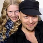 Armin Morbach und Toni Garrn