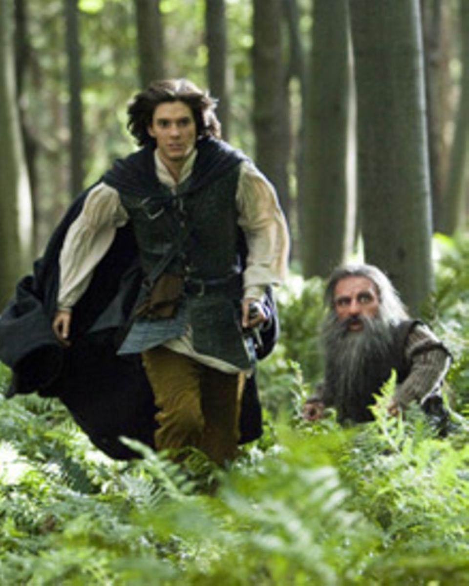 Zuflucht in den Wäldern: Prinz Kaspian