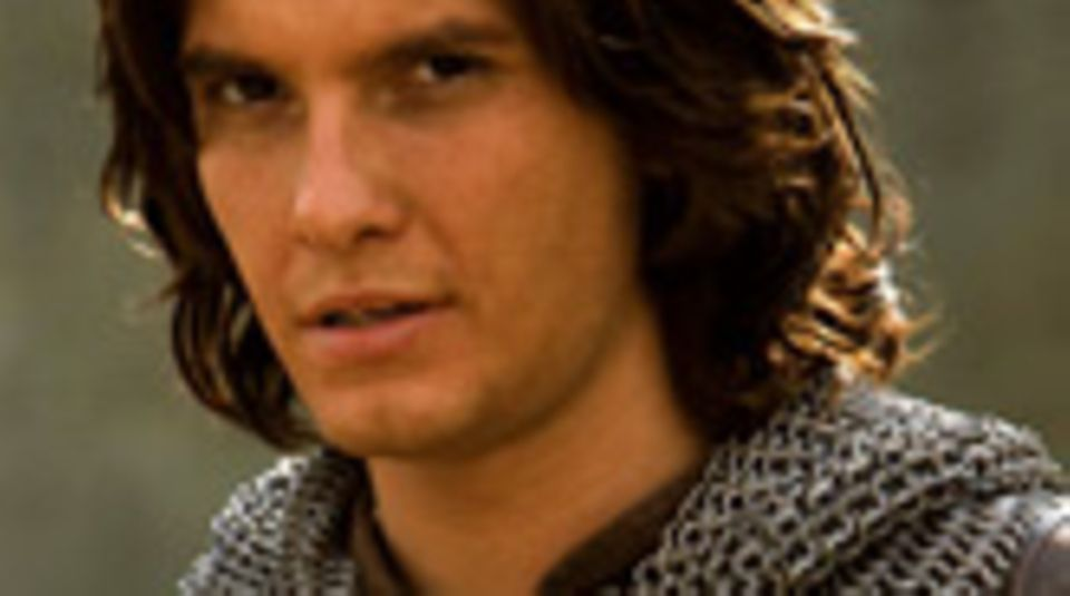 "Ben Barnes in ""Prinz Kaspian von Narnia"""