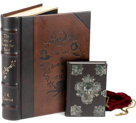 """So wird """"The Tales of Beedle the Bard"""" aussehen"""
