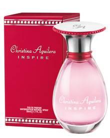 """Christinas neues Parfüm """"Inspire"""" kommt am 1. September in die Läden"""