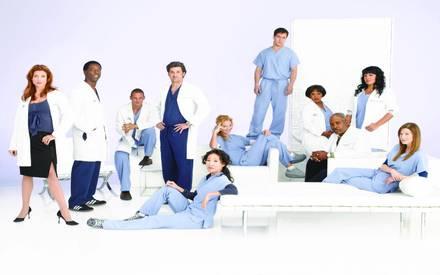 Dr. Mark Sloan, Dr. Cristina Yang, Dr. Richard Webber, Dr. Callie Torres, Dr. Alex Karev, Dr. Derek Shepherd, Dr. Isobel 'Izzie