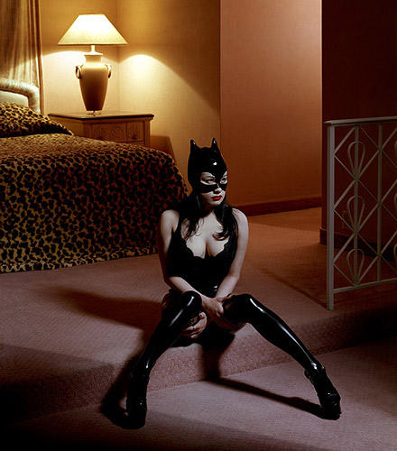 Muse: Die Domina Breaunna, hier als Catwoman
