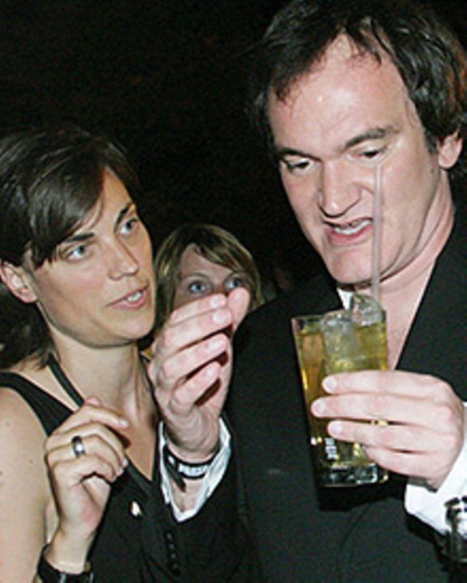 """Bar 25: Hier fand im Juli vergangenen Jahres die Premierenparty zu Tarantinos Film """"Death Proof"""" statt"""