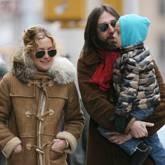 Kate Hudson und Chris Robinson - Kommune West Village