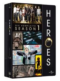 Zu gewinnen: Staffel Eins auf DVD