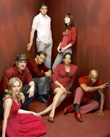 """Die Darsteller der neuen Serie """"Dexter"""""""