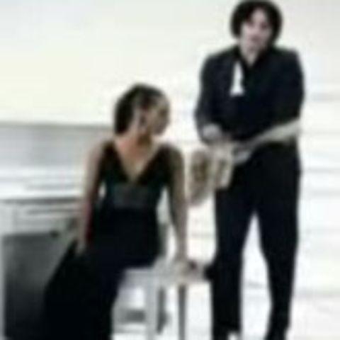 Alicia Keys und Jack White
