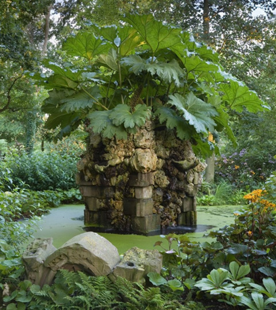 Die Grünanlagen von Highgrove zeugen von Charles' Liebe zur Natur