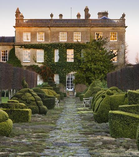 """""""Highgrove"""" ist die private Gartenanlage des Prinzen"""