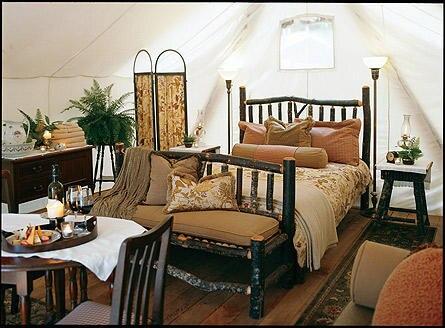 Die Zimmer des Resorts sind romantische eingerichtet. Genau das Richtige für eine Hochzeit
