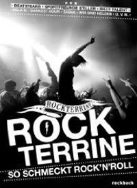 """Jens Nink: """"Rockterrine"""", Rockbuch Verlag, 160 Seiten, 17,90 Euro"""