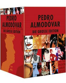 Gala verlost drei Exemplare der Pedro-Almodóvar-Gesamtedition. Wer eine Box gewinnen möchte, sendet bis zum 13.11. eine E-Mail a