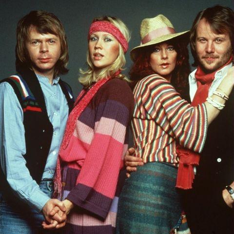 Björn Ulvaeus, Benny Andersson, Anni-Frid Lyngstad, Agnetha Fältskog