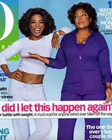 """""""Wie konnte ich es nur wieder so weit kommen lassen?"""", fragt Oprah Winfrey auf dem Cover ihrer Zeitschrift """"O"""""""