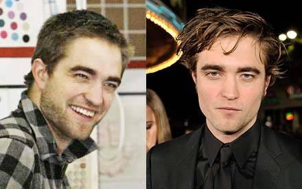 """Der """"Twilight""""-Star war beim Friseur: Robert Pattinson"""
