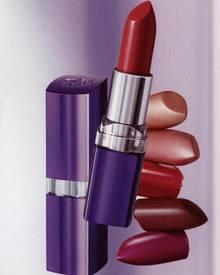 """""""Moisture Renew Lipsticks"""" von Rimmel (ca. 8 Euro)"""