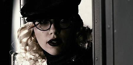 Scarlett Johansson als Silken Floss