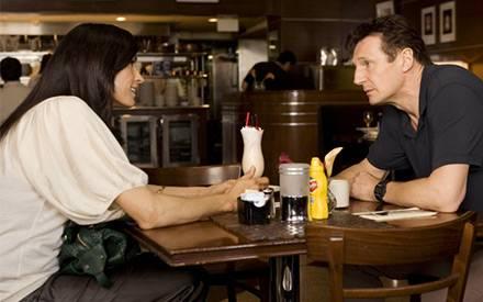 """Mit Famke Janssen spielt er zusammen in dem Action-Thriller """"96 Hours"""" mit"""