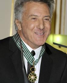 Dustin Hoffman freut sich über seine Ehrung