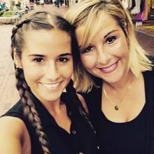 Sarah Lombardi und ihre Mutter Sonja Strano