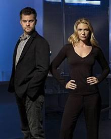 Joshua Jackson und Anna Torv werden den TV-Zuschauern schlaflose Nächte bereiten
