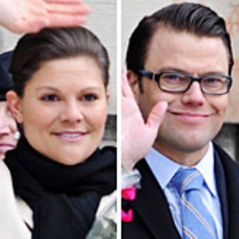 Prinzessin Victoria von Schweden + Daniel Westling