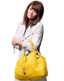 """So schön ist der gute Zweck: Helena Christensen mit der """"Hilfiger""""-Charity-Bag"""