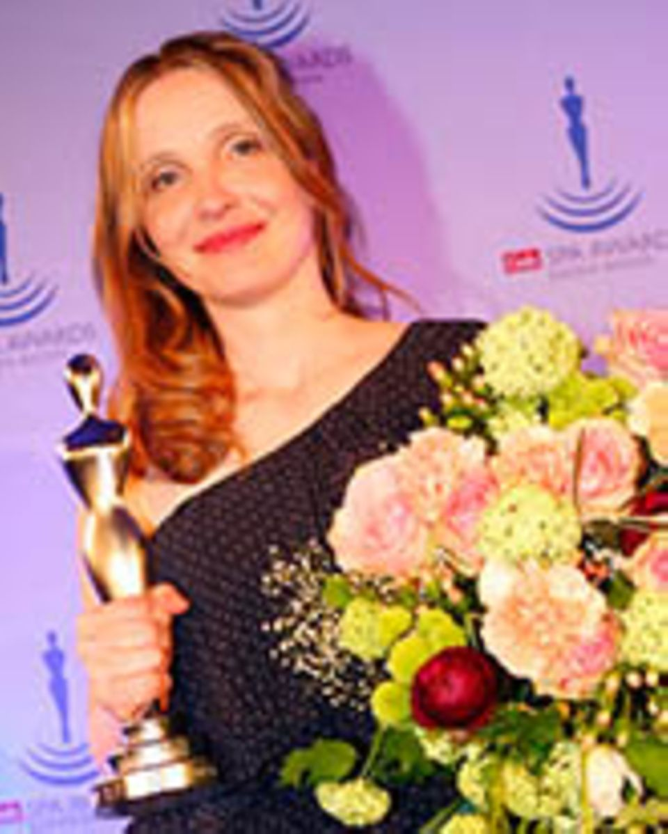GALA Spa-Awards Julie Delpy