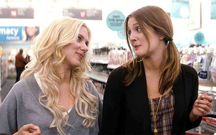 """Mit Drew Barrymore spielt sie in der romantischen Komödie """"Er steht einfach nicht auf dich"""" mit"""