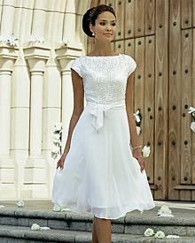 """Brautkleid aus der aktuellen """"Wedding""""-Serie von """"Apart"""""""