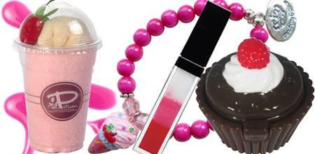 Bitte zugreifen: Die Süßigkeiten versprechen keine Pfunde, sondern strahlende Schönheit